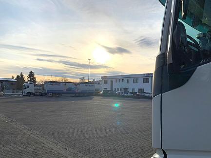 KM Cargo Truck