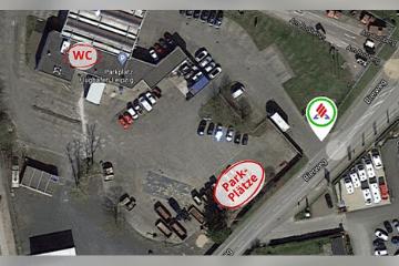 Top Car KRAVAG Truck Parking Gelände