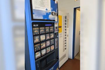Snack- und Getränke-Automat