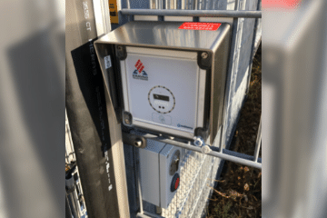 KRAVAG Truck Parking Technik