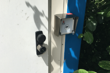 Zugangstechnik KRAVAG Truck Parking