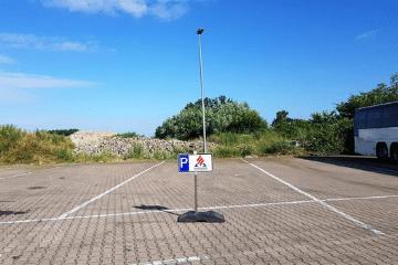 KRAVAG Truck Parking Parkplatz